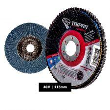 Flap Discs Zirconia 115mm Z40#