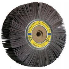 Flap Wheel Wooden Centre 165 x 25mm 60#