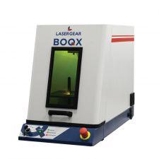 LaserGear BOQX 20watt Fiber Laser Marker