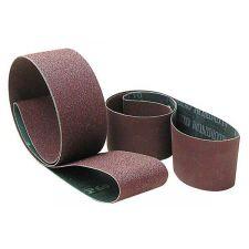 Sanding Belts Al-Oxide 100 x 927mm A240# - Brown