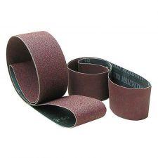 Sanding Belts Al-Oxide 150 x 2260mm A24# - Brown