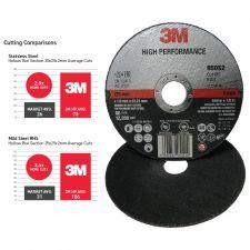Cutting Wheels 3M High Performance 100x 2.5 x 16mm