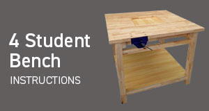 4 Student Bench Instructions